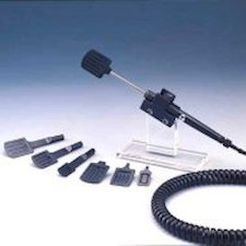 ESD safe wafer handling vacuum  wands